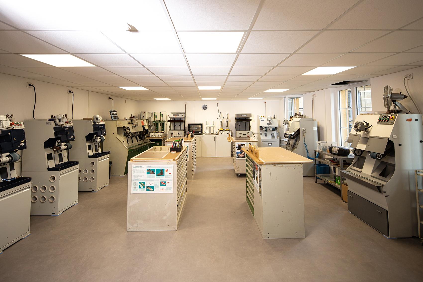 atelier orthopédique consultations Neuchâtel