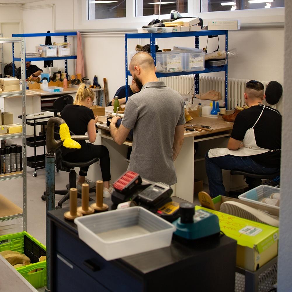 Atelier orthopédique botterie cordonnerie Neuchâtel