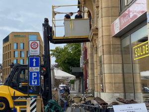 atelier orthopédique déménagement Neuchâtel
