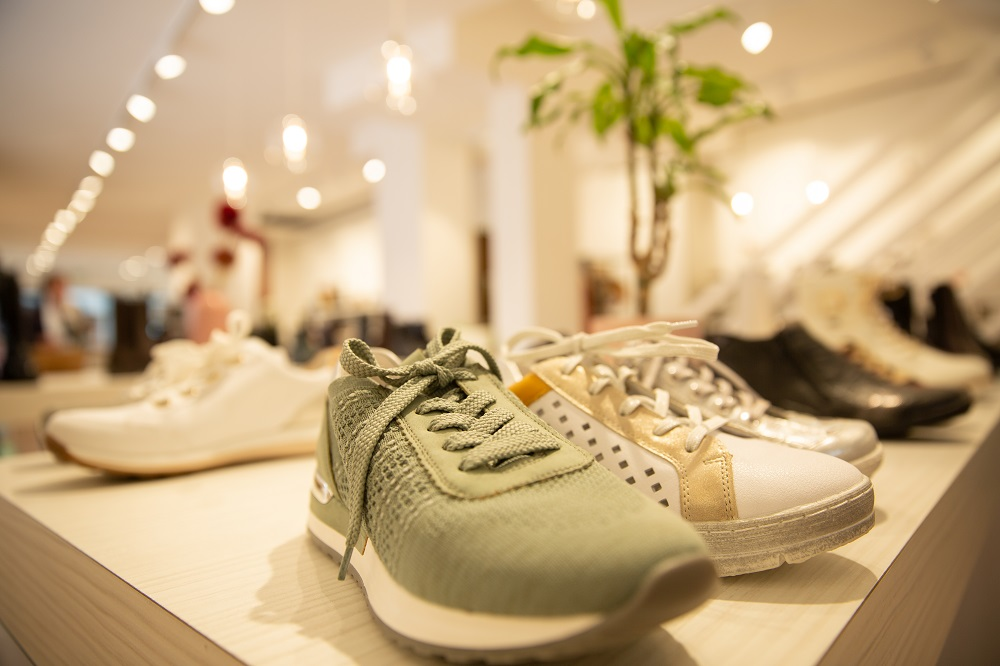 Fribourg magasin de chaussures