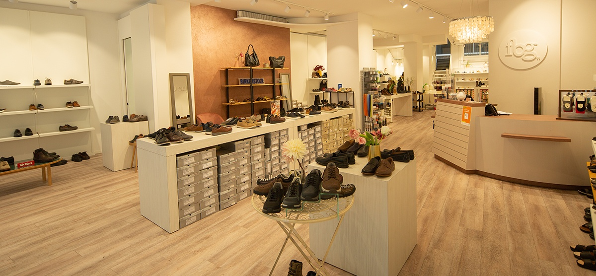 Magasin de chaussures Fribourg