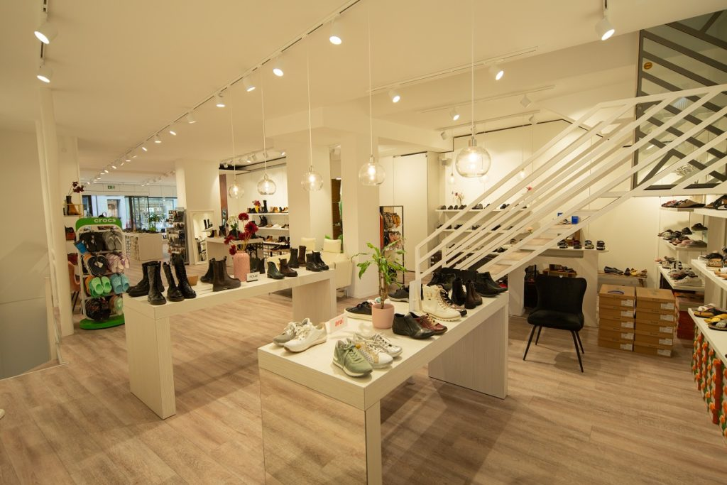 Magasin chaussures Fribourg